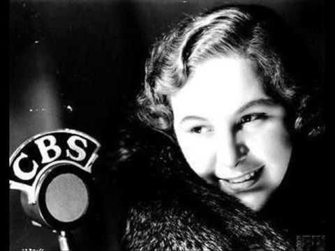 ▶ Guy Lombardo, Kate Smith, vocal - Too Late (1931) - YouTube