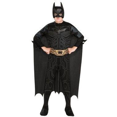 Offical licensed boys Batman costume!