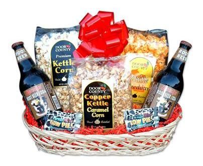 Gift Baskets | Unique Gift Baskets, Gift Basket Ideas from Wisconsin