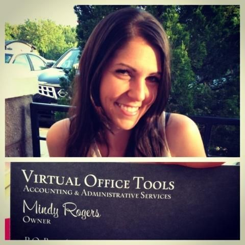 virtual office tools. virtual office tools owned by mindy rogers offers clients a variety of accounting and