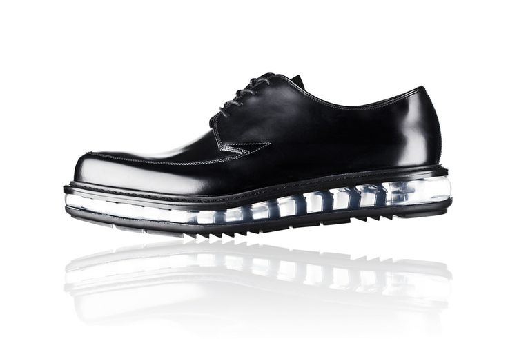 Image of Prada 2013 Fall/Winter Levitate Footwear Collection