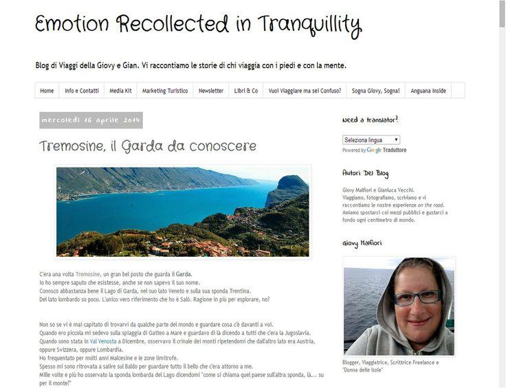 Tremosine, il Garda da conoscere by Emotion Recollected in Tranquillity... clicca sull'immagine per leggere tutto l'articolo