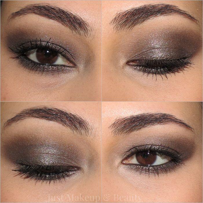 Makeup Look (Smoked Series) | Urban Decay Smoked Palete