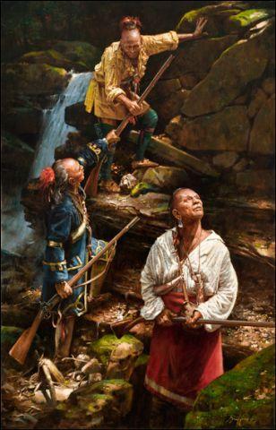 A Woodsrunner's Diary: The Captivity Of Benjamin Gilbert 3.