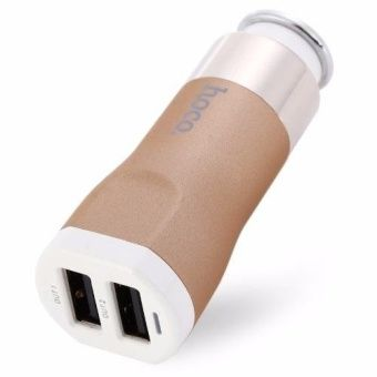 รีวิว สินค้า Hoco UC201 ที่ชาร์จในรถ 3.4A Dual USB Port Car Charger 2.4A + 1A fast charging Adapter for iPhone iPad iPod Samsung - Gold ★ ราคาพิเศษ Hoco UC201 ที่ชาร์จในรถ 3.4A Dual USB Port Car Charger 2.4A   1A fast charging Adapter for iPhone iP ส่วนลด | catalogHoco UC201 ที่ชาร์จในรถ 3.4A Dual USB Port Car Charger 2.4A   1A fast charging Adapter for iPhone iPad iPod Samsung - Gold  ข้อมูลเพิ่มเติม : http://product.animechat.us/JWzBr    คุณกำลังต้องการ Hoco UC201 ที่ชาร์จในรถ 3.4A Dual…