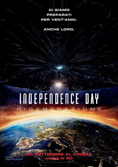 A 20 anni da Indipendence Day, la storia prosegue con Rigenerazione, sempre di Roland Emmerich. Un film inutile, emblema del trend cineota dei sequel insignificanti.