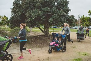 Stroller Strides Workout Program