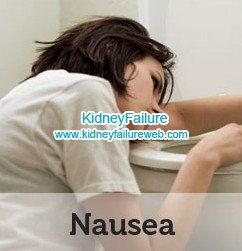 Nausea can be a very common symptom of kidney disease, and generally speaking, its appearance can tell the condition is already severe. Follow us to see how to treat nausea in stage 4 kidney failure effectively.