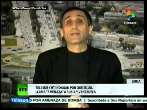 OBAMA TERRORISTA INTENTO BOMBARDEAR VENEZUELA! Venezuela y Rusia, grave peligro para EE.UU.