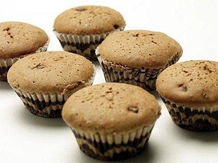 Nízkokalorické brownies a muffiny - recepty