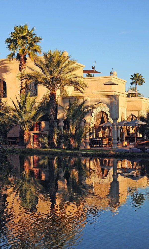 5 Star Hotel Palais Namaskar, Marrakech, Morocco
