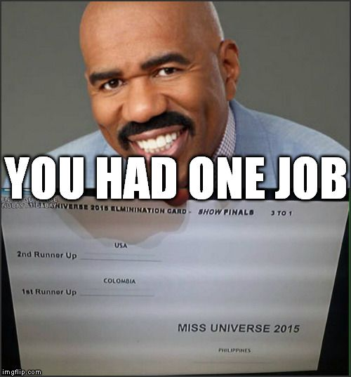 656e76301d16ff8f93974414a3d472b2 job images miss universe 14 best miss universe images on pinterest miss universe 2015,Steve Harvey Meme Maker
