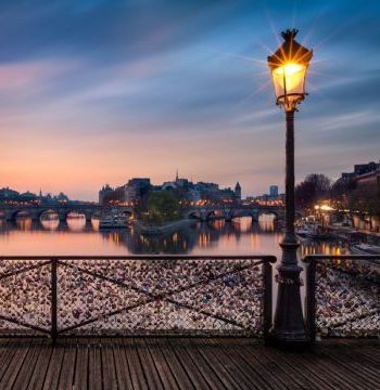 Romantic Paris Night Tour