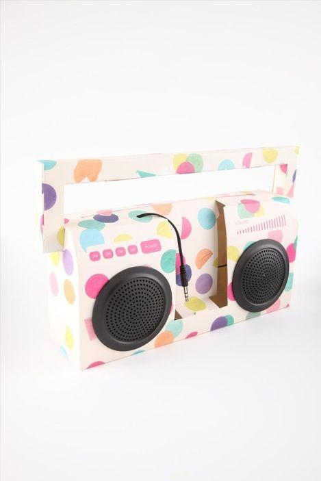boom box | Cotton On/Typo