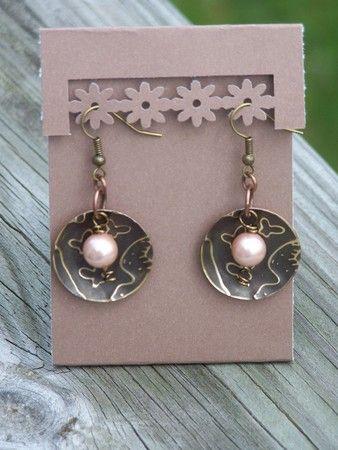 vintaj earrings