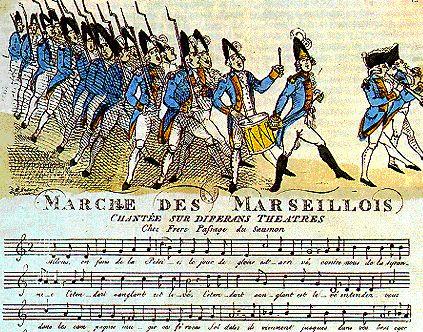 14 juillet fête nationale française - Histoire