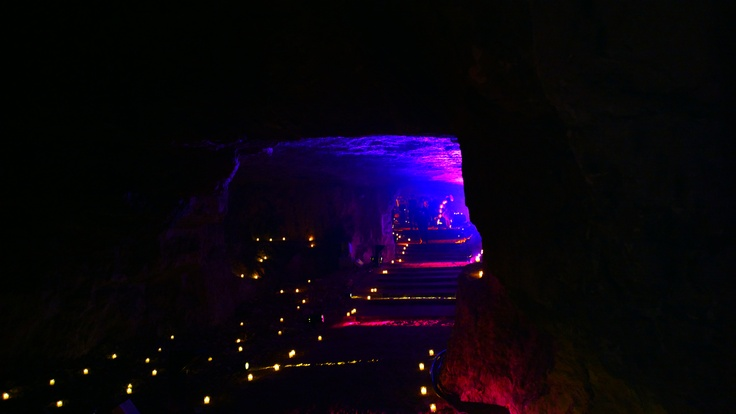 Radware Event in #Jerusalem - The #Cave of #Wisdom