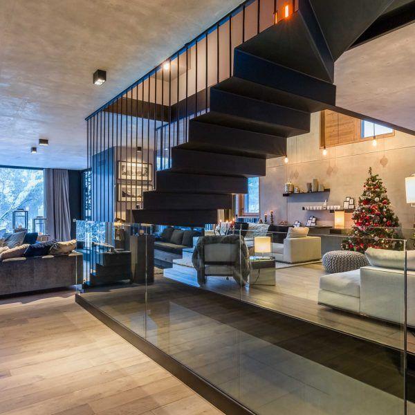 CHALET WHITE | COURCHEVEL LE PRAZ 5 bedrooms / 10 adults / 270m² Breakfast service http://bit.ly/2AIAUgS