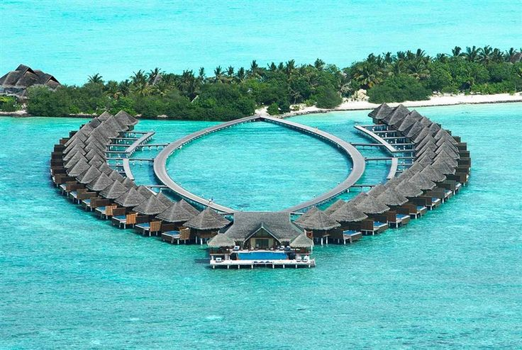 This needs to be your next luxury holiday! Taj Exotica Resort, #Maldives.