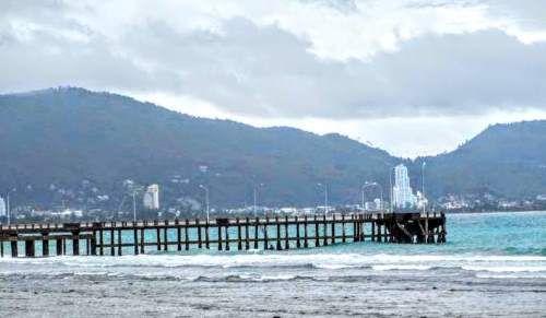 Beach Pier Thavorn Beach Village Resort & Spa