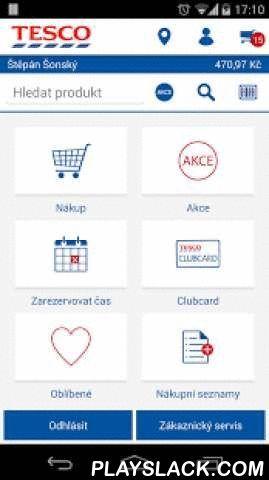TESCO Potraviny Online  Android App - playslack.com ,  Mobilní aplikace Tesco Potraviny Online je Váš internetový obchod s potravinami. Tato aplikace Vám umožní nakoupit potraviny online přímo z Vašeho telefonu! V našem internetovém obchodě nakoupíte rychle, jednoduše, odkudkoliv a navíc bez front. Se službou Tesco Potraviny Online se můžete spolehnout, že Váš nákup dovezeme až k Vám domů. Stačí si z naší široké nabídky vybrat to, co chcete, vložit do košíku a zvolit místo a čas doručení…