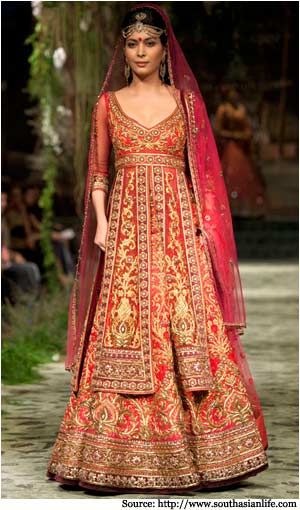 Top 12 Bridal Lehenga Designs -Indian Wedding Dresses,Wedding Lehengas