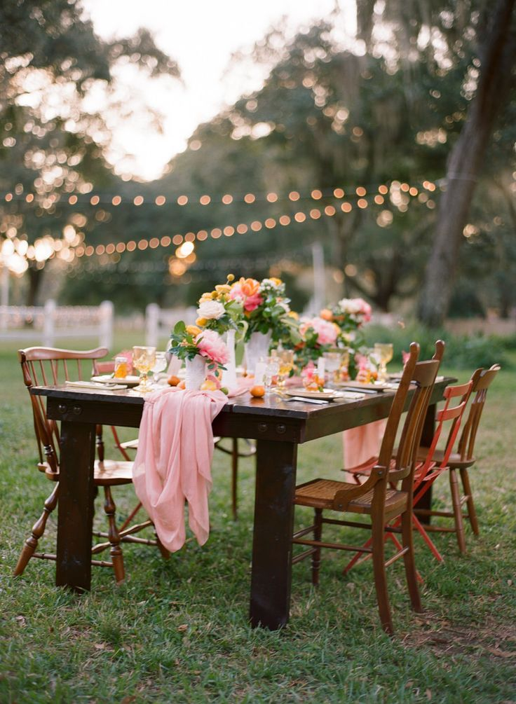 2131 Best Images About Wedding Table Settings On Pinterest