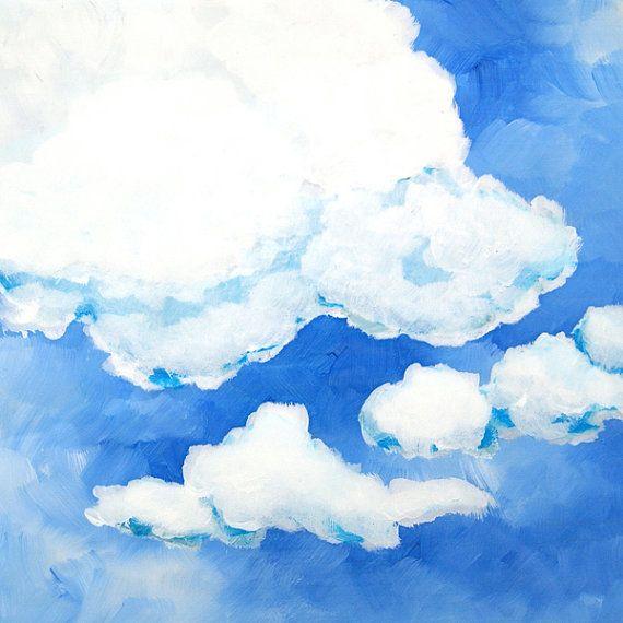 рисунки неба по картинками эффектно смотрятся