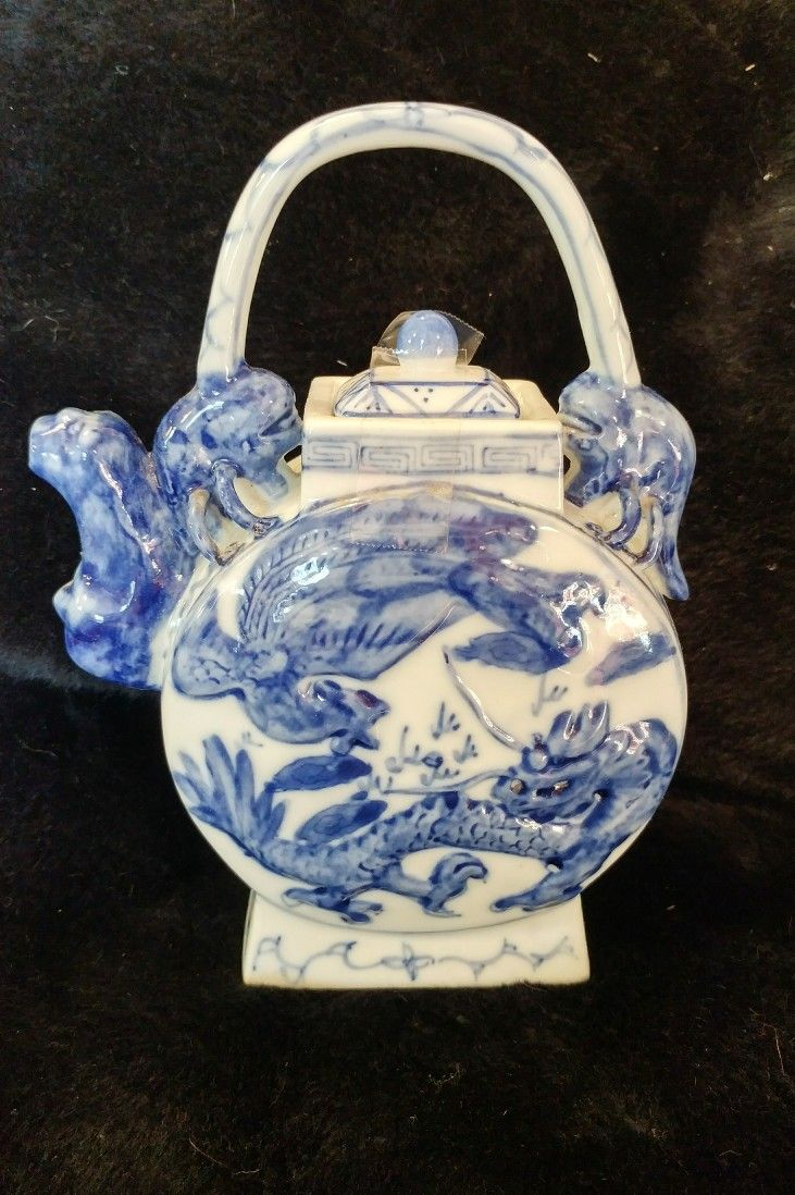 Asian Teapots, just the right size