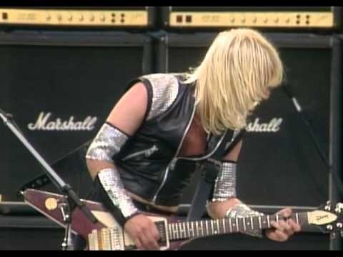 ▶ Judas Priest - Screaming For Vengeance - YouTube