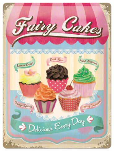 Fairy Cakes Cup Cakes