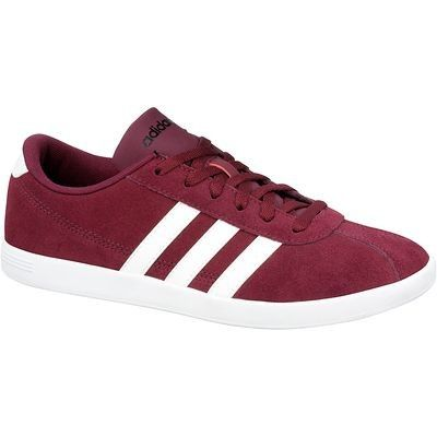 SDR Tennis Chaussures - ADIDAS NEO COURT AMAZON RED L ADIDAS - Femme