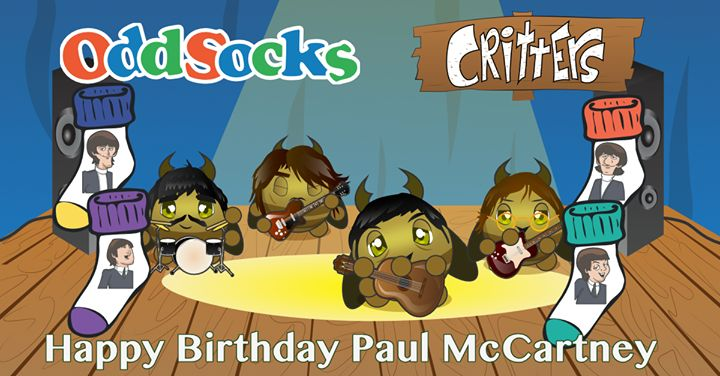 Happy Birthday Paul McCartney. What's your favourite Beatles/Wings song? Mine is Here, There and Everywhere #PaulMcCartney Paul McCartney #FUNNYSOCKS #FUNSOCKS #FUNKYSOCKS #SOCKS #SOCKSWAG #SOCKSWAGG #SOCKSELFIE #SOCKSLOVER #SOCKSGIRL #SOCKSTYLE #SOCKSFETISH #SOCKSTAGRAM #SOCKSOFTHEDAY #SOCKSANDSANDALS #SOCKSPH #SOCK #SOCKCLUB #SOCKWARS #SOCKGENTS #SOCKSPH #SOCKAHOLIC #BEAUTIFUL #CUTE #FOLLOWME #FASHION
