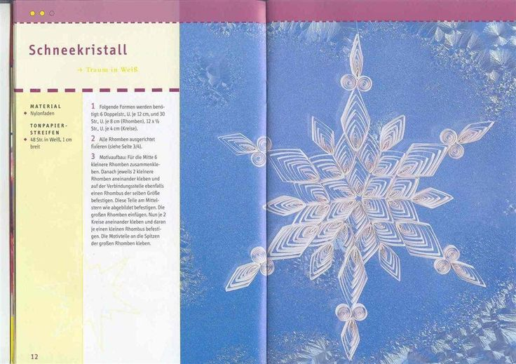 Book Cover Craft Books : Quilling christmas ideas books crafts