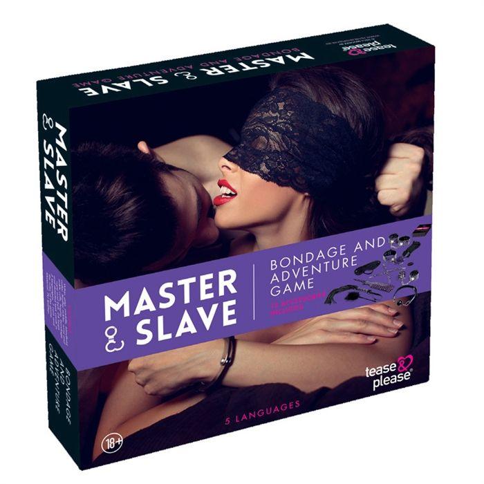 BDSM MASTER & SLAVE PREMIUM KIT - MULTILANGUES