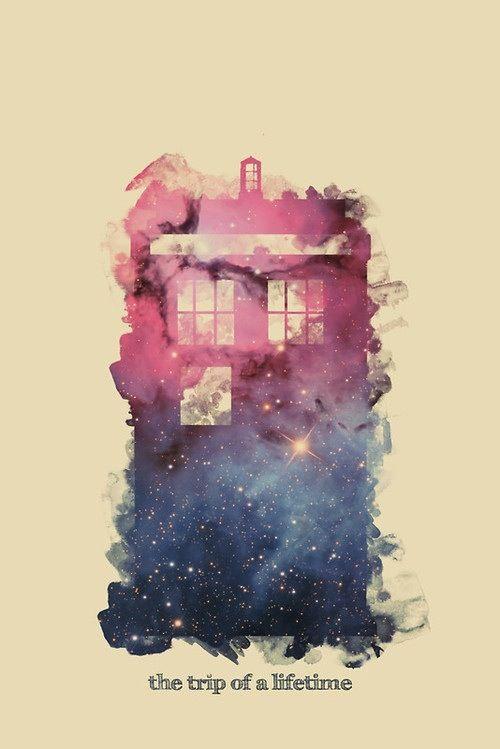 Beautiful TARDIS!