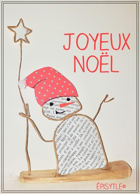 Epistyle: Joyeux Noël (et ses petites étiquettes)