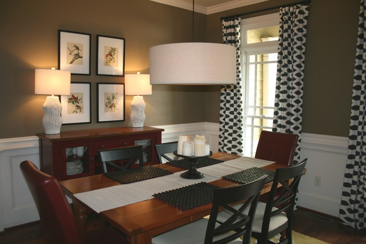 1000 ideas about bungalow dining room on pinterest for Dining room update ideas