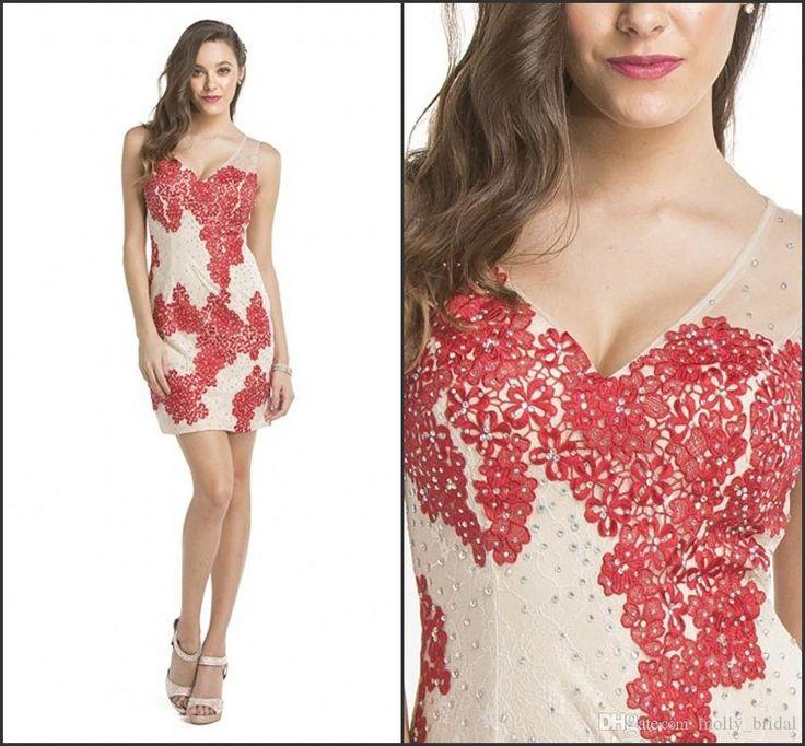 Mejores 58 imágenes de Homecoming dresses en Pinterest | Backless ...