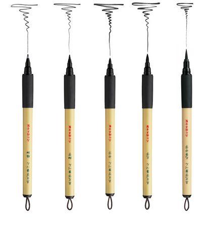 Kuretake Brush Pen Bimoji - Sklep plastyczny Matejko