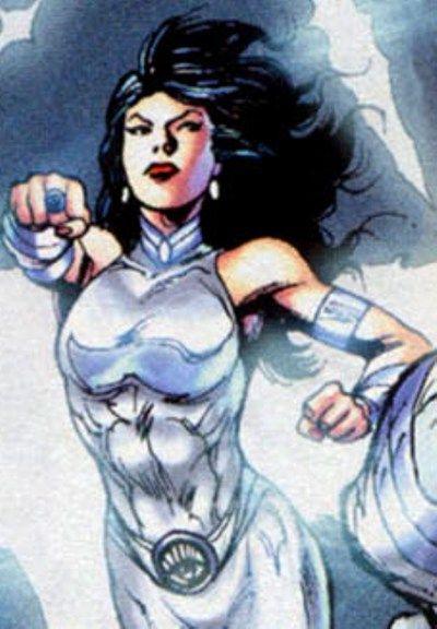 wonder woman white lantern - Google Search | Character ...