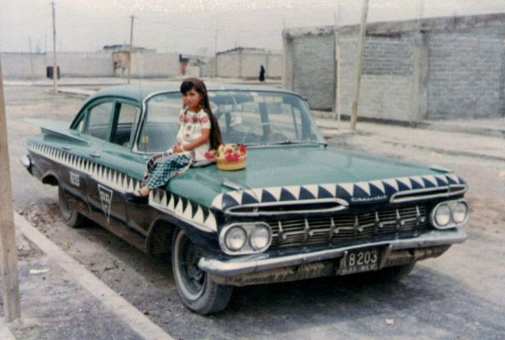 automoviles mexicanos 1950 - Buscar con Google