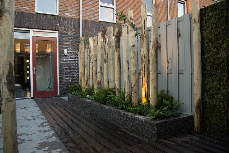 Eigen huis en tuin praxis maak je tuin uniek met takken for Eigen huis en tuin cast