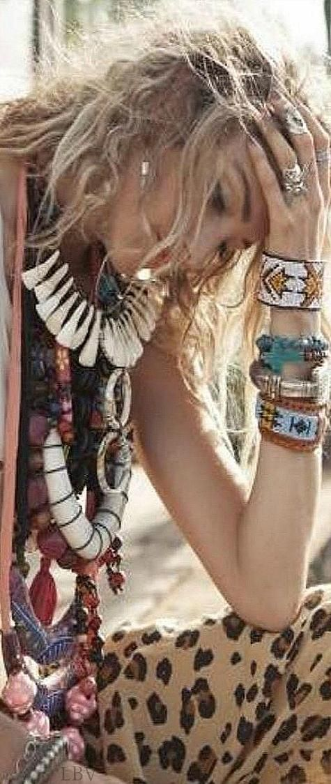 boho accessories, accesorios bohemios