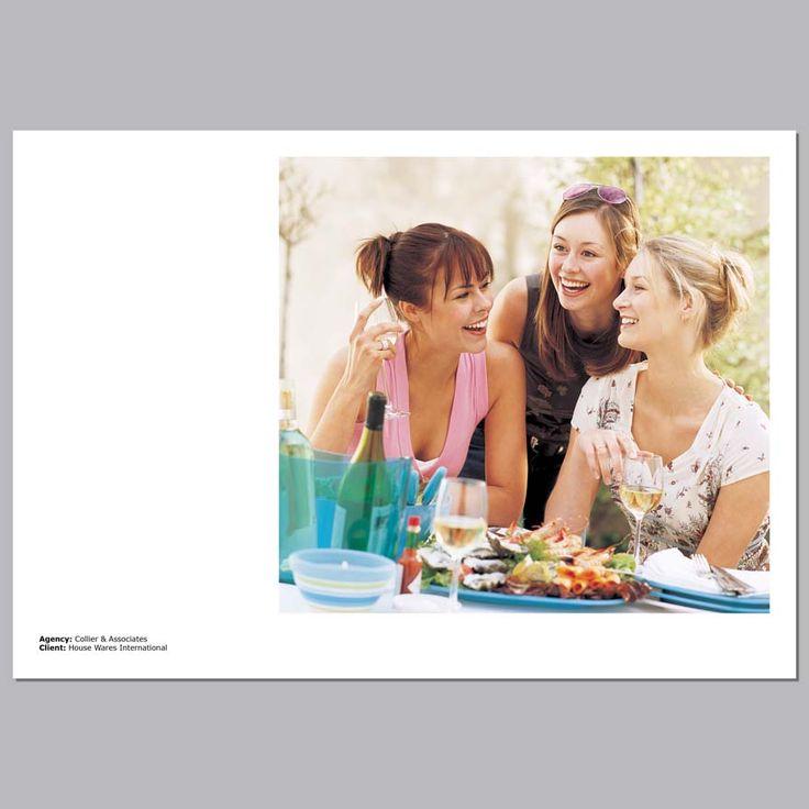 Client - House Wares International, Annual Report, Victoria, Australia