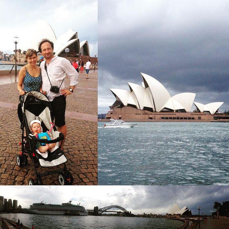 Czas w Sydney spędzamy bardzo przyjemnie. Dzień zaczęliśmy w pobliskiej kafejce gdzie Przemek tłumaczył pewnej Australijce skomplikowaność wymowy swojego imienia ;) nie wiedzieć czemu Agata zachciała kawę na wynos ;) ruszyliśmy zatem na spacer przez Hyda Park i Royal Botanic Garden w stronę słynnej Opery gdzie spotkaliśmy się z Romanem pochodzącym z Cieszyna :) był On naszym przewodnikiem po najstarszych częściach miasta. A w tym spacerze towarzyszyły nam oczywiście Opera House i słynny most…