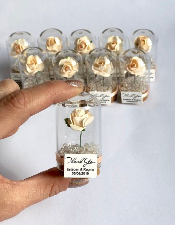 10pcs Wedding Favors for Guests, Wedding Favors, Favorites, Dom, Beauty and the Beast Favor, Custom Favors, Beauty and the Beast, Party Favors
