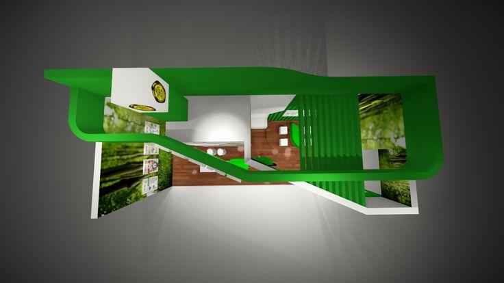 Desain & Produksi Booth Stand Pameran | mandiricitra.com