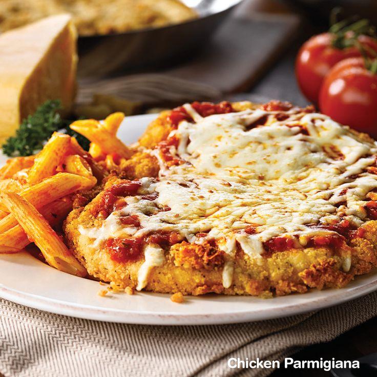 #EastSideMarios Classic Chicken Parmigiana. eastsidemarios.com