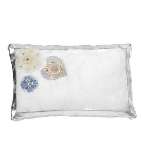 Our SilverSparkle Cushion will have give your children sparkling dreams :) dimensions: D0.32xW0.52xH0.6cm